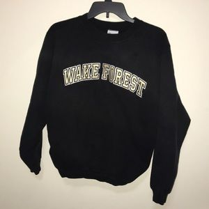 Sweaters - Wake Forest Sweatshirt